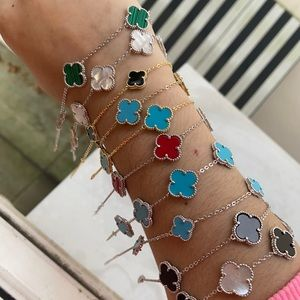 925 Sterling Silver Clove Bracelets Your Choice